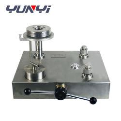 Yunyi Jq600 0,05 bar 10-60Testeur de poids mort de précision