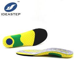 Ideastep neuester Medium und Zurückhaltungs-justierbare Senkfußeinlage-athletischer Schuh-Einlagen für Dame-und Kind-flache Füße