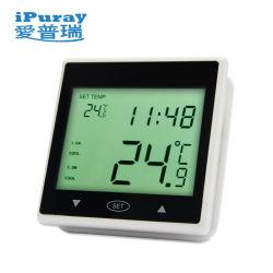 وحدة تحكم ذكية في التدفئة والتهوية وتكييف الهواء (HVAC) بنظام WiFi منزلي مزودة بجهاز تحكم قابل للبرمجة