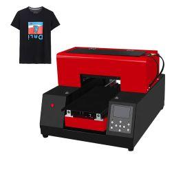 Preço razoável, Barato uma4 Hot vender DTG Garment impressora usada para homens T Shirt Imprimir