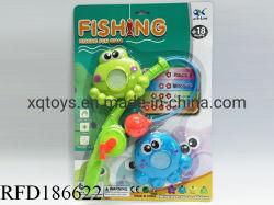Giocattolo di plastica educativo di pesca del bagno del bambino dei capretti