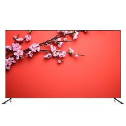 UAE Beliebte Größe Nein Lünette Design rahmenlose TV Plasma 55 Neue Home Electric HD LED-TV 55