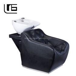 Commerce de gros Barber Fournitures d'équipement de lavage de la station de coupe de cheveux Shampooing lit