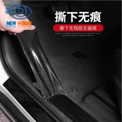 Nano coche cola cubierta de peldaño de la placa de frotamiento contra cero