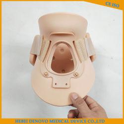 조정가능한 연약한 거품 목 자궁 경관 지원 고리