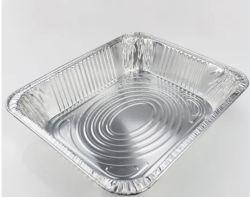 アルミホイルの容器ののために大型のロースト鍋を販売する大型の蒸気表鍋深い/Bestアメリカ市場