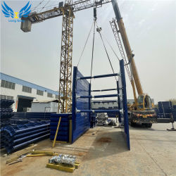 Trench Box Trench beschermt veilig stalen Formwork System voor de bouw