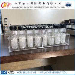 عادية شفوفية نيلون بلاستيكيّة زجاج إطار مادة