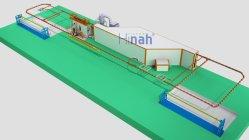 Hanna Transportador de Alimentación y Libre de la Línea de Revestimiento en Polvo