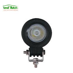 10W LED作業ライト12V 24V 2inch小型LEDオートバイランプ車の自動トラックの自転車の霧ランプ