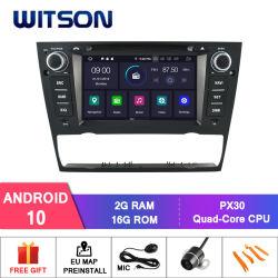 Autoradio des Witson Vierradantriebwagen-Kern Android-10 für Multimedia BMW-Selbstluft BMW-E90/E91/E92/E93 GPS