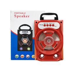 Chamada de Mãos livres portátil Multimedia Colunas Bluetooth com rádio FM