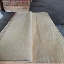Russo fronte/retro Tranciato in legno di betulla bianco per legno compensato/MDF