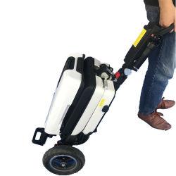 Поездки Легкая складная мобильности 3 Колеса электрического питания для взрослых для скутера