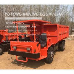 Yt-M40 Four-Wheeled minas de carbón y minería alquiler de coche