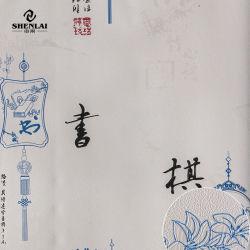 На складе китайском стиле домашний 3D-Арт стиле водонепроницаемой бумаги для обоев виниловых обоев