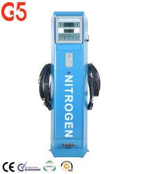 O gerador de azoto para 4 Pneus Pneu venda de moedas a Estação da Bomba de carros usados pneus medidores de geradores de azoto da Bomba de Ar Bombas de ar Insufladora Insufladores do pneu da estação de gás G5