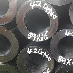 Tubo in acciaio quadrato con profilo in carbonio saldato dritto (N. 10 20 N. 45 Q195 Q215 Q235 Q345)