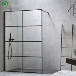 غرفة حمّام مبلّل غرفة مشية في يليّن [شوور سكرين] زجاجيّة