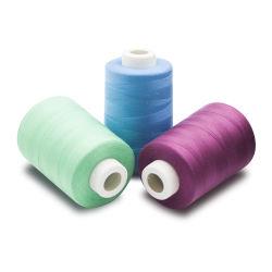Fabricante grossista de linhas para costurar Definir Rosca de poliéster de algodão