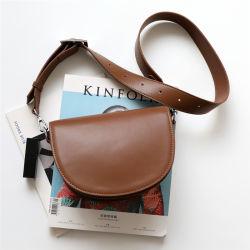 Emg6210 donne della borsa del sacchetto della sella della spalla della cartella delle signore Crossbody le mini Plain i sacchetti di cuoio di Gg Boho
