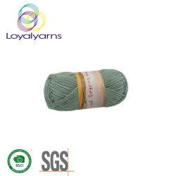 Factory Direct Commerce de gros 60% coton 40% modal fils superposée Ly-C036