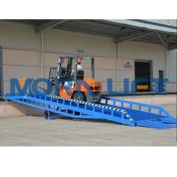 China Günstige Hydraulische Mobile Container Yard Load Dock Rampe