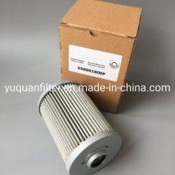 Boge filtre à huile hydraulique 558001800 558000308558001800p p