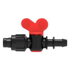 Горячая продажа пластиковых 20мм мини-Lock Offtake клапан для орошения