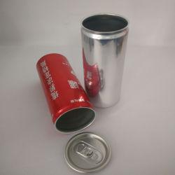 Latta di bevanda lucida di alluminio vuota 355ml della latta di birra