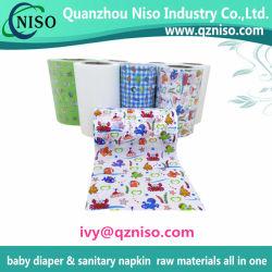 Einweg-Windel-Rohstoff PP Frontal Tape für Baby Windel