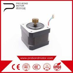 motore passo a passo magnetico del diametro 42byg di 20mm per uso di Widdely