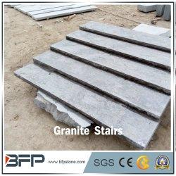 La banda de rodadura de piedra caliza pulida Piedra Azul para el paisaje de la escalera del piso