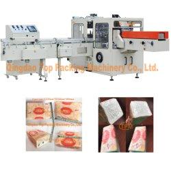 Handtuch-Gewebe, das Paket-Serviette-Papier-Verpackungsmaschine herstellt