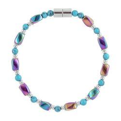 2017 Nouveau Rainbow Collier magnétique série
