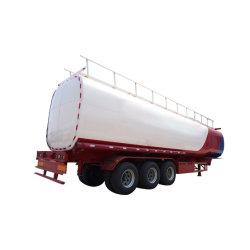 3 подвески 40МУП нефтяного танкера топлива дизельного двигателя / Масляный танкерных перевозок танкер Полуприцепе
