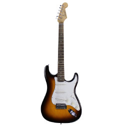 La solarisation en bois massif meilleur St des guitares électriques pour la vente
