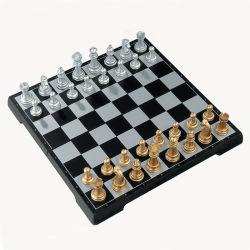 Jeux de Table d'échecs magnétique pliant (H3358305)