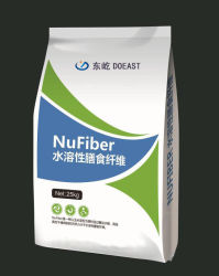 Gebruik van de Vezel van het Ingrediënt van het voedsel het Dieet in Drank CAS 9004-53-9