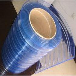 Polar congélateur clair Bande en plastique PVC rideau de porte pour chambre froide