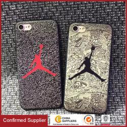 Impressão a cores 3D Jordânia Caso Telefone móvel fosca para iPhone 7