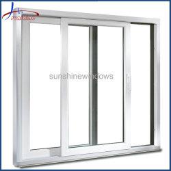 別荘のためのアルミ合金材料の二重ガラス引き戸か家またはアパートまたは構築