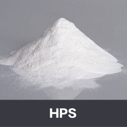 Het Additief van de Chemische producten van de Ethers HPS van het Zetmeel van de Laag van de Kalk van de Stopverf van de muur