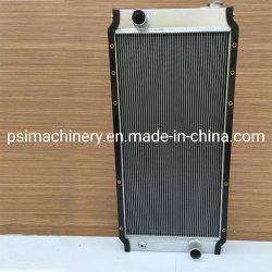 Los tanques de plástico del enfriador de agua del radiador de aluminio de Komatsu
