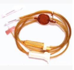 外科製品のSingle-Use適用範囲が広く柔らかい管の小さい滴り区域Yの注入ポートの注入の器具
