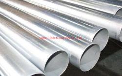 ERWの鋼鉄管の標準サイズ熱い浸された電流を通された鋼管は電流を通された鋼管、材料Q195、Q215、Q235、Q345、Ss400、S235jr、S355jrの立場をカスタマイズした
