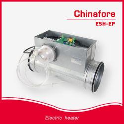 Montaggio del condotto di Elh dei riscaldatori elettrici