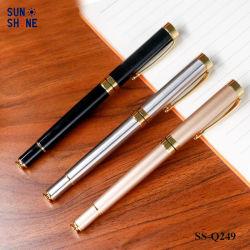 Оптовая торговля рекламные металлические ручки High-end подарок перо с металлическими пера