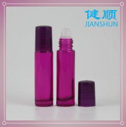 Aceite esencial el roll-on botellas con Bolilla por el perfume