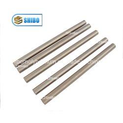 Pulido de aleación de cobre Tungsteno varillas para Wedling W80 Cu20